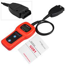 AirBag ABS Reset Tool U281 OBD 2 Scanner Code Reader
