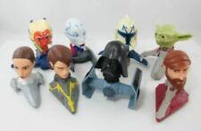 Mcdonald's Happy Mahlzeit Spielzeug Starwars die Clone Wars 8 Typ Figur Set Von