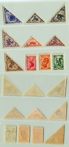 Tannu Tuva 1935 SC 61-70 mint or used. g1242
