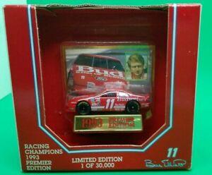 Racing Champions 1993 Premier Edition BILL ELLIOTT #11 Thunderbird Budweiser NIP