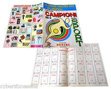 Album figurine CAMPIONI dello SPORT panini 1969 - 70 vuoto ( fo )