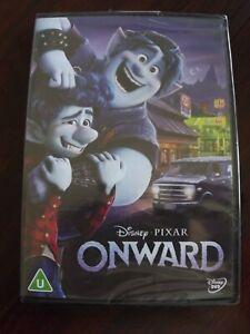 Disney Pixar Onward DVD Region 0 2020 M FACT Sealed