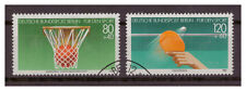 Berlin 732-33 Sporthilfe 1985 gestempelt