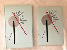 SIGNED LIMITED WITH DRAWING BUKOWSKI Alone in a Time of Armies 1st