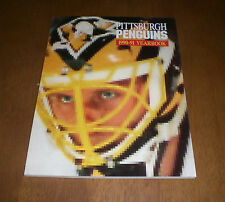 1990-91 PITTSBURGH PENGUINS OFFICIAL YEARBOOK - STANLEY CUP YEAR