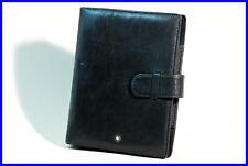 MONTBLANC M size A6 leather Organizer Agenda w. space f 146 LeGrand Pen