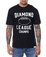 Diamond Supply Co. Stadium Tee Black White Men's T-Short Sleeve T-Shirt