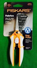 BRAND NEW FISKARS 9050 FABRICS EASY ACTION MICRO-TIP BLADE TOUCH POINTS