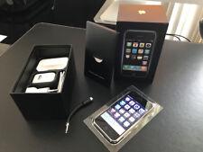 Apple  iPhone 2G • 1. Generation • 8 GB • Silber/Schwarz (T-Mobile) • NEUWERTIG