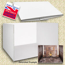 Dolls House Wallpaper ROOM BOX 1/12 Scale One Piece 60 Second Assembly, Style 3