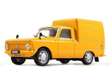 IZH-2715 Early Yellow Soviet VAN USSR 1972 Year 1/43 Scale Collectible Model Car