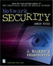 Network Security: A Hacker's Perspective-ExLibrary