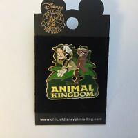 WDW - Disney's Animal Kingdom Slider & Bobble Goofy Disney Pin 10989