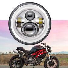 """DOT 7"""" LED Headlight For Ducati Monster 1000 600 620 695 750 800 900 S4"""