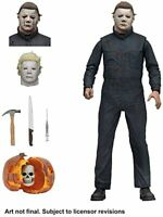 "NECA Toys Halloween 2 movie Ultimate Michael Myers 7"" Action Figure New"