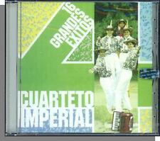 Cuarteto Imperial - 16 Grandes Exitos - New 1996 Sony CD!