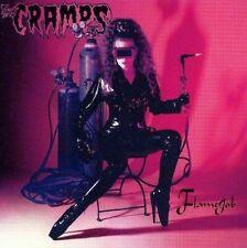 The Cramps - Flame Job CD Creation