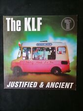 """The KLF – Justified & Ancient 12"""" MX vinilo"""