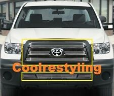FOR 2010 2011 2012 2013 TOYOTA TUNDRA Billet Grille Grill Combo Inserts 5+3