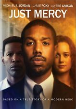 Just Mercy Dvd - Brand New! Unopened!