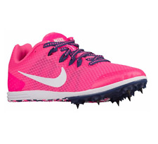 NIKE Zoom Rival D 9 Womens Pink Track&Field Distance Racing Spikes 10.5 - NEW