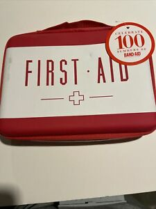 FIRST AID Bag Target Exclusive by Johnson and Johnson  -- BRAND NEW! 033