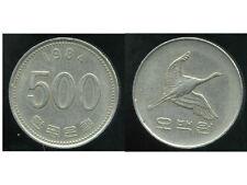 COREE   500 yen   1984    ANM