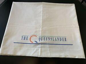 "Queensland Rail Traveltrain ""Queenslander Class"" Tablecloth"