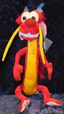 Disney Mulan Mushu Plush Dragon Toy 15 Inch -