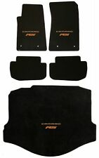 LLOYD MATS Ultimat 5PC FLOOR MAT SET fits 2010 to 2015 ORANGE Camaro RS *COUPE*