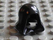 LEGO STAR WARS black Minifig Hood ref 30381 / set 3340 7264 7166 7151 4480 10188