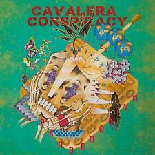 CAVALERA CONSPIRACY Pandemonium NAILBOMB/SOULFLY/SEPULTURA DEATH/THRASH METAL