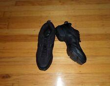 Capezio DS11A  Fierce Dance Sneaker Black for Jazz Hip Hop Size 11 Women's