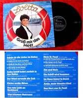 LP Lolita: Grüss mir das Meer (RCA) D