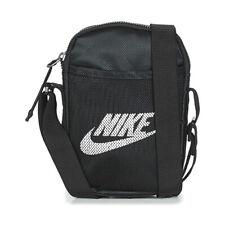 Sac Bourse Homme Femme Ceinture D'Épaule Nike NK Heritage S Smit Noir Unisexe