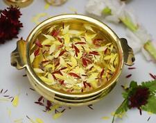 Traditional Handicrafts Ethnic Design Decorative Brass Urli  Bowl Showpiece