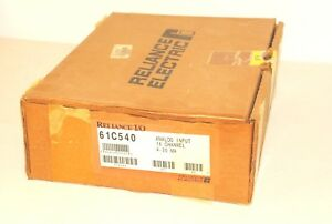 Reliance Electric Automax 61C540 16 Channel Analog Input Module