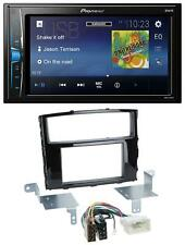 Pioneer 2DIN MP3 USB AUX Autoradio für Mitsubishi Pajero Shogun ab 14