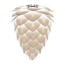 Vita Conia Pantalla de Lámpara Colgante En Blanco-Mini tamaño