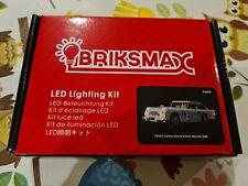 Briksmax LED Lighting Kit - Lego James Bond Aston Martin DB5 - 10262