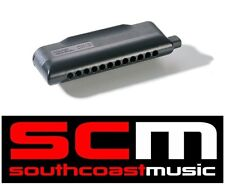 NEW HOHNER C CX12 CX-12 HARMONICA 12 HOLE 48 REED BLACK CHROMATIC 7545 / 48