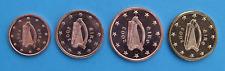 1 + 2 + 5 + 10  Euro - Cent  Irland 2003