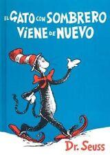 El Gato Con Sombrero Viene de Nuevo by Dr Seuss (Hardback, 2004)
