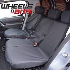 WNB® Citroen Berlingo 08+ 100% Fit Tailored Heavy duty Nylon Van Seat Cover