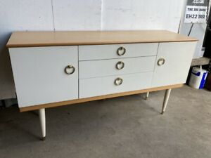 1970's Schreiber Dressing Table/Sideboard