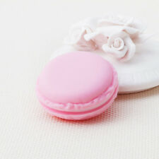 10Pc Macaron Cake Shape Box Jewelry Earrings Ring Necklace Storage Display Case