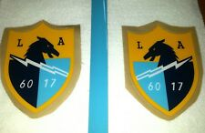 Throwback Los Angeles (San Diego) Chargers Football Helmet Decals Full size