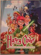 HARRY COVER  ** TOME 1 L ENSORCELANTE PARODIE ** EO NEUF VEYS/BAKA (HARRY POTTER