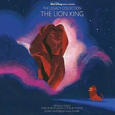 THE LEGACY COLLECTION: THE LION KING 2 CD NEU