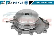 FOR MERCEDES W204 MEYLE GERMANY ENGINE COOLING COOLANT WATER PUMP 6512000300080